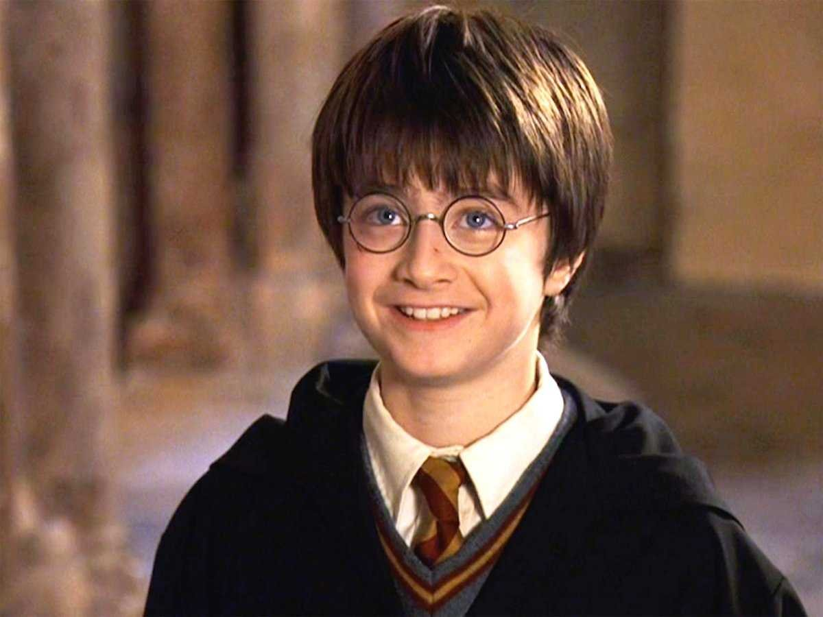 Daniel Radcliffe Harry Potter yunion child boy little begin