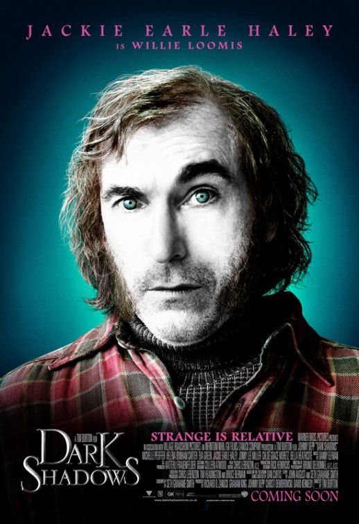 Jackie Earle Haley is Willie Loomis