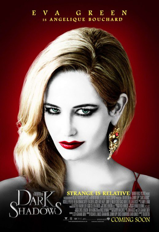 Eva Green is Angelique Bouchard