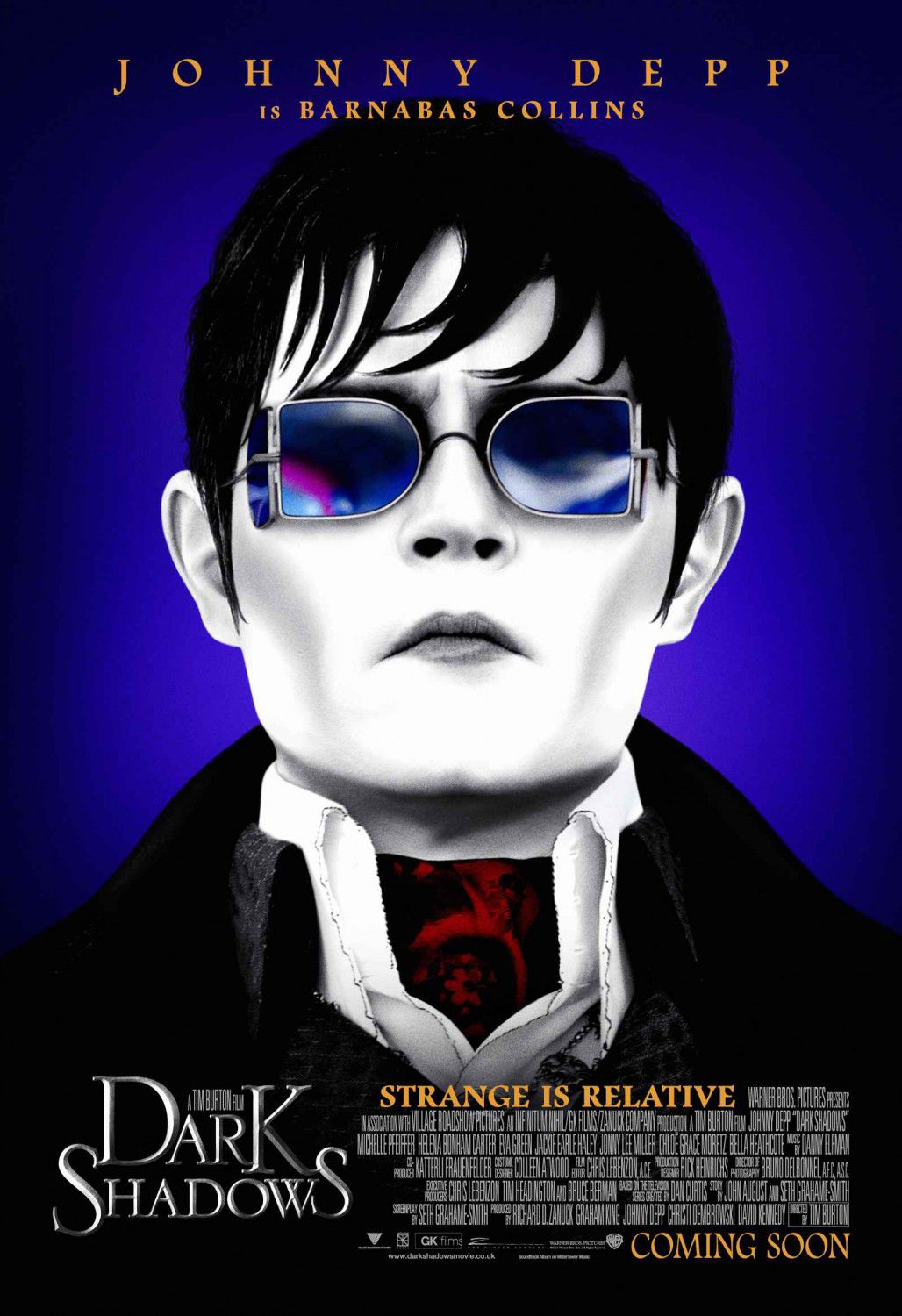 Johnny Depp - Barnabas Collins