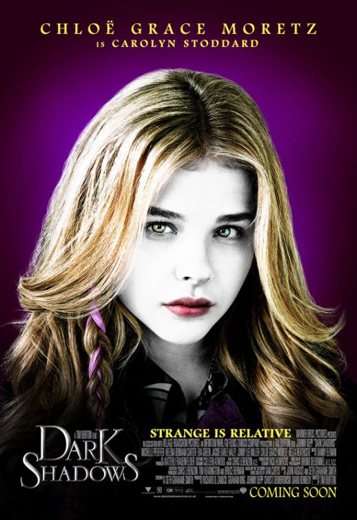 Chloe Grace Morets is Carolyn Stoddard