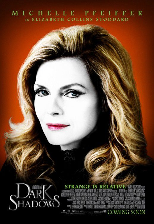 Michelle Pfeiffer is Elizabeth Collins Stoddard