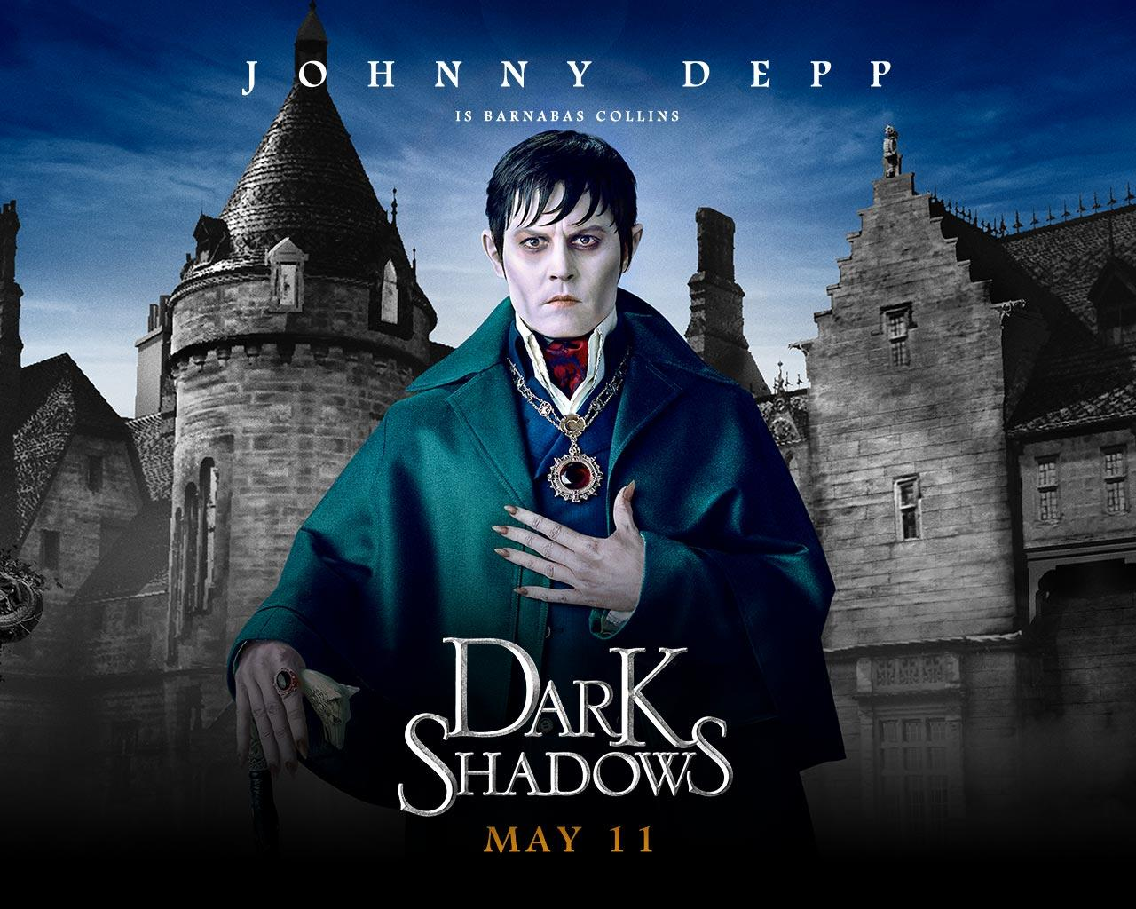 Dark Shadows - Johnny Depp Barnabas Collins