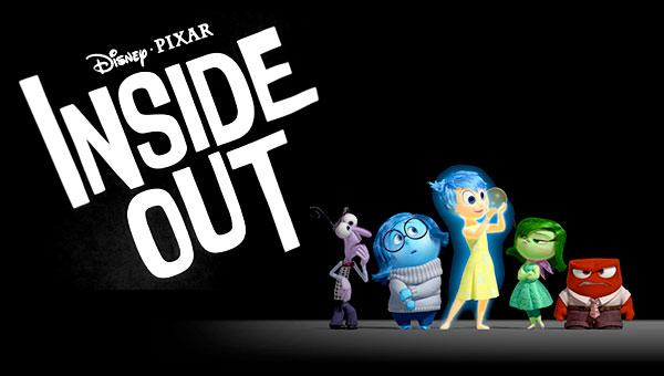 Inside Out (Dentro Fuori) nuovo film animato Disney