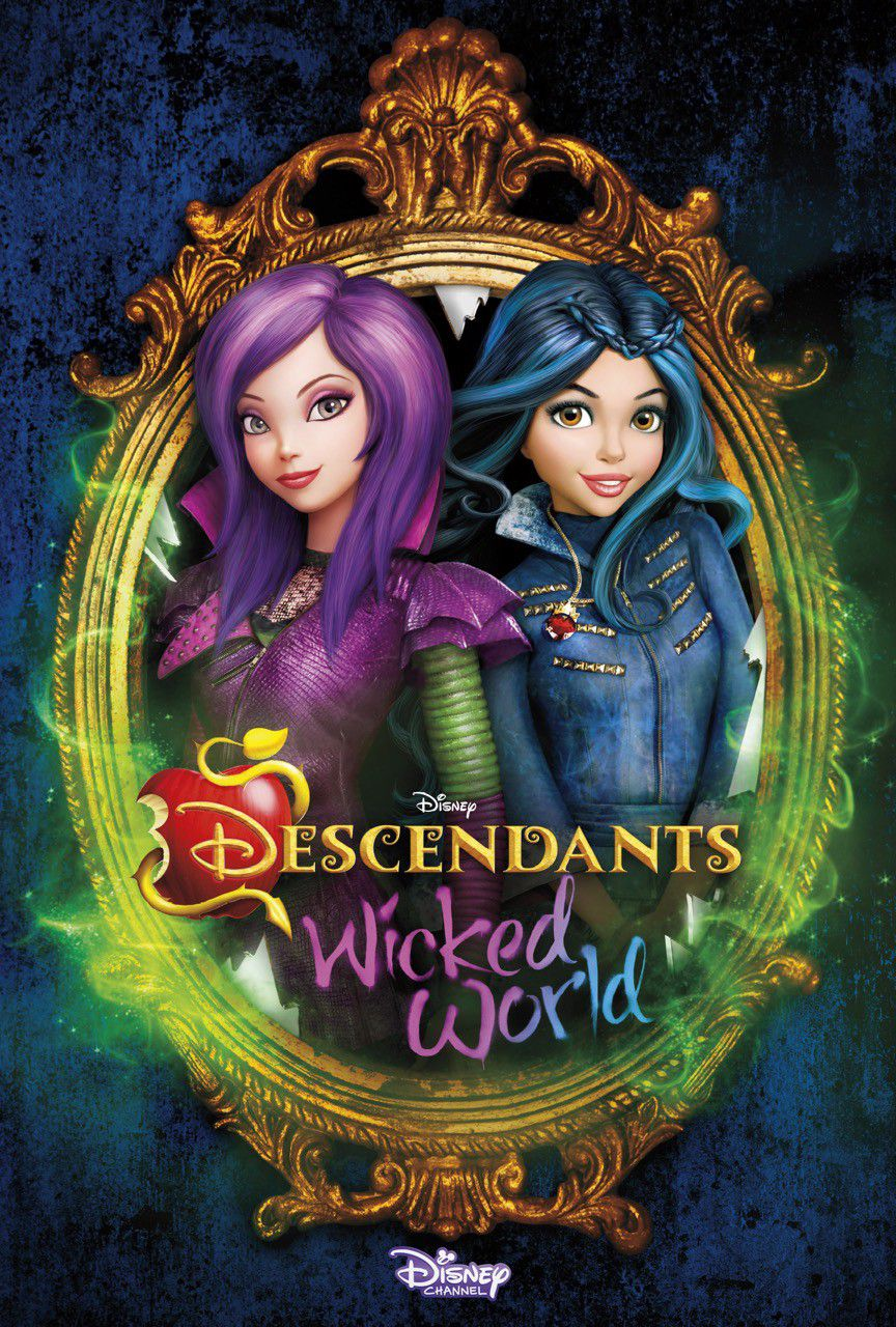 Film - Descendants - Wicked World (animated)