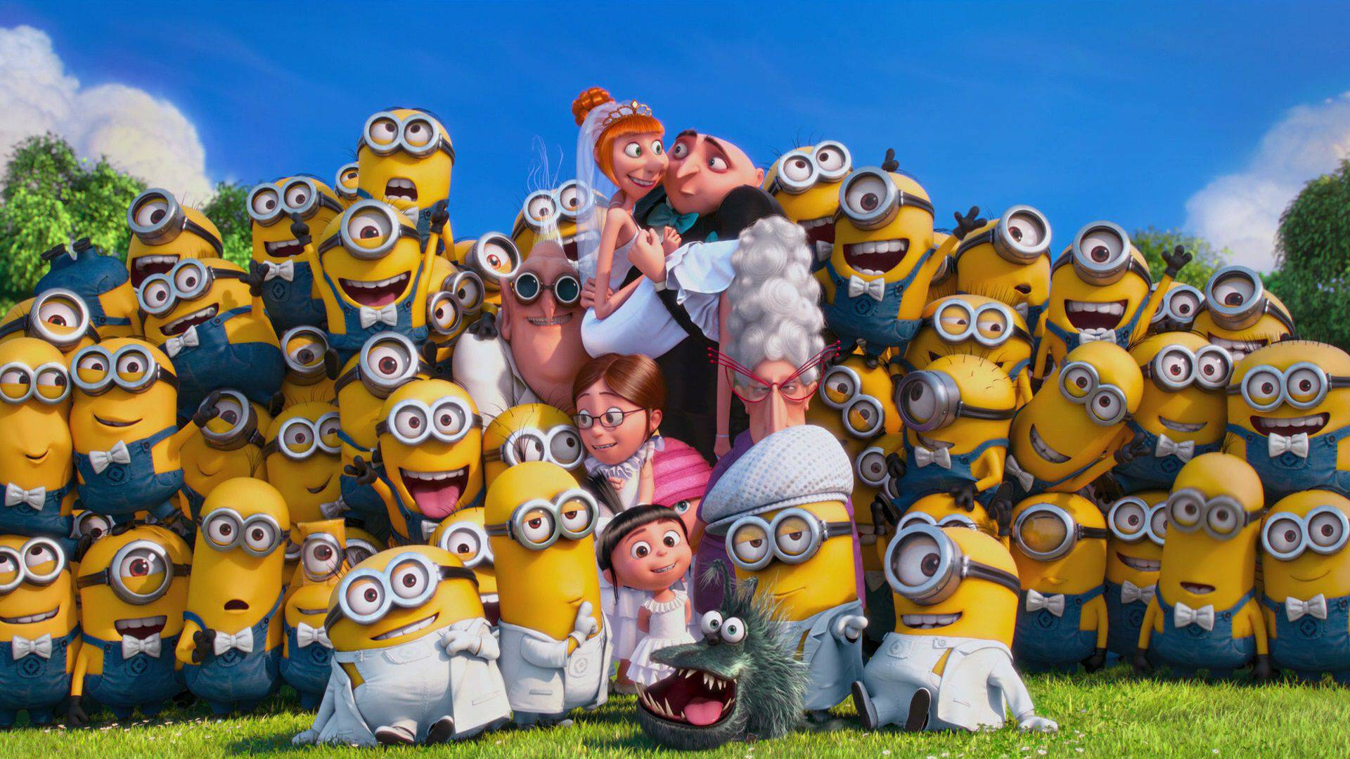 Cattivissimo Me 2 - Despicable Me 2 - family