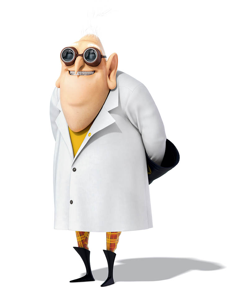 Cattivissimo me 3 - Despicable me 3 - Doctor Nefario