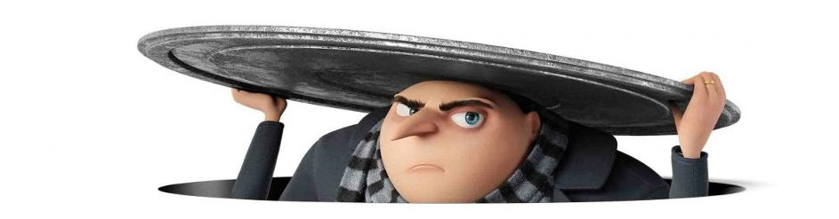 Cattivissimo me 3 - Despicable me 3 - Gru