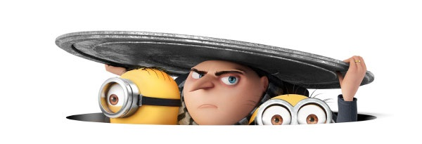 Cattivissimo me 3 - Despicable me 3 - Gru and Minions