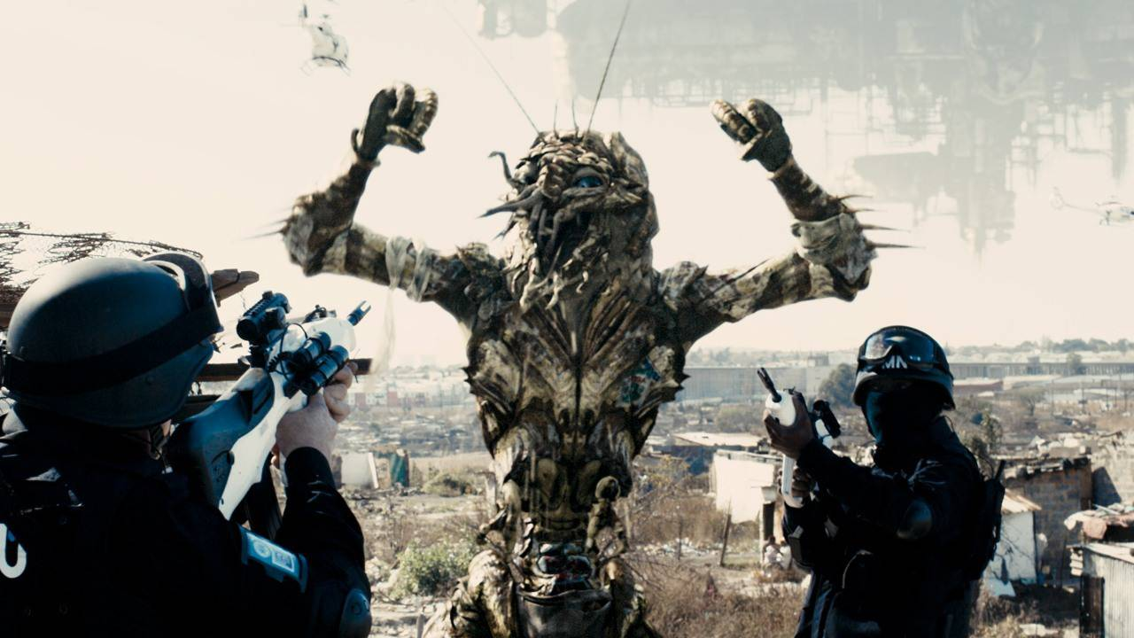 District 9 - alien