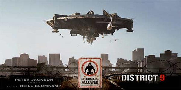 District 9 - Spaceship
