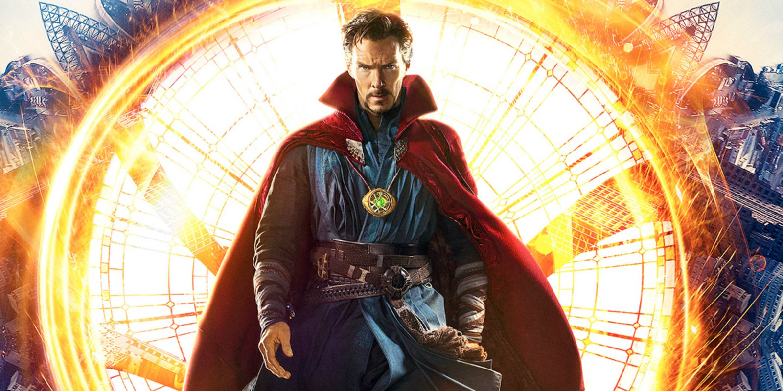 Doctor Strange 2017 action movie Benedict Cumberbatch