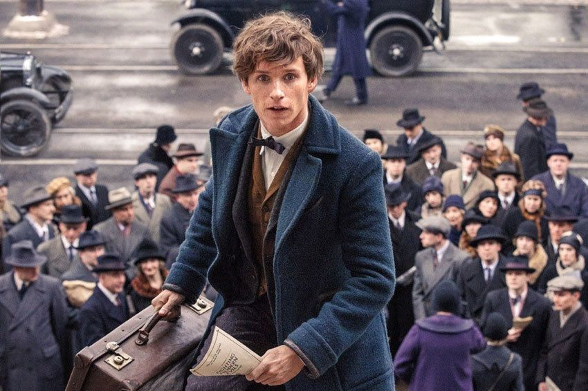 Eddie Redmayne - Animali Fantastici e dove trovarli - Fantastic beasts and where to find them