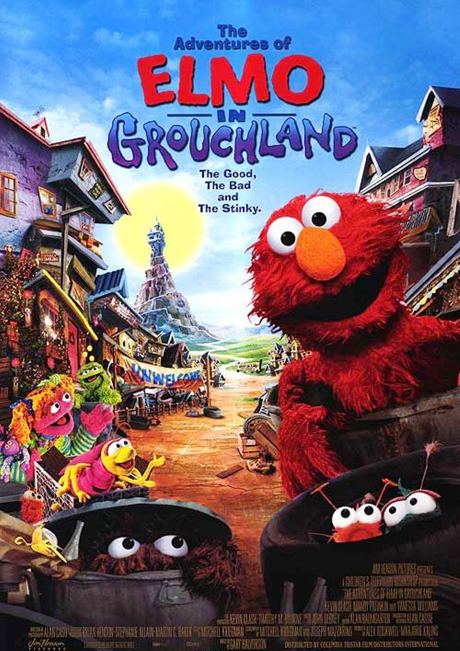 Elmo in Brontolandia - Elmo in Grouchland