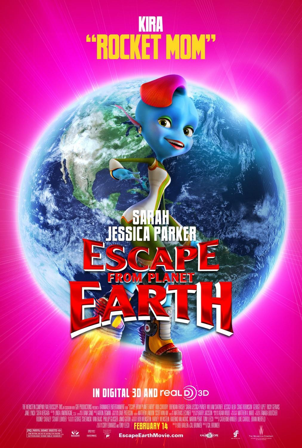 Fuga dal Pianeta Terra - Escape from planet Earth