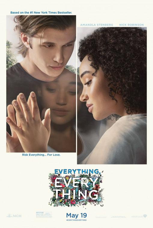 Everything Everything - Amandla Stenberg - Nick Robinson - love story film