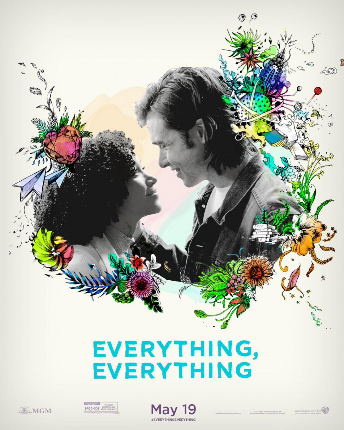 Everything Everything - Noi Siamo Tutto - Amandla Stenberg - Nick Robinson - love story film