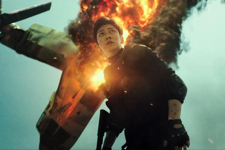 Fabricated City - film
