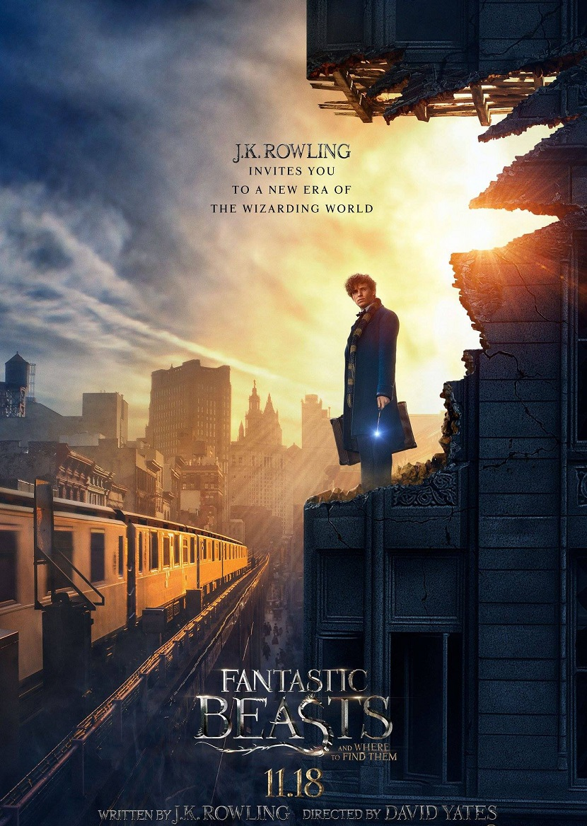Animali Fantastici e dove trovarli - Fantastic beasts and where to find them