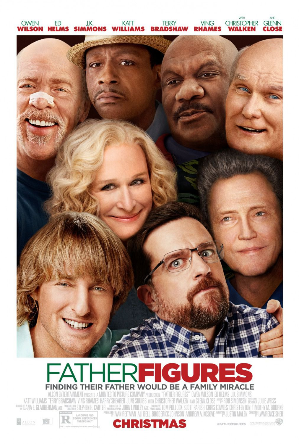 Father Figures - Bastards - Ed Helms, Owen Wilson, J.K. Simmons, Terry Bradshaw