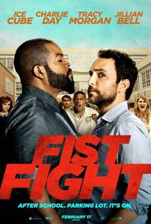 Fist Fight (tradotto letteralmente vuol dire scazzottata) - Ron Strickland (Ice Cube) - Andy Campbell (Charlie Day)