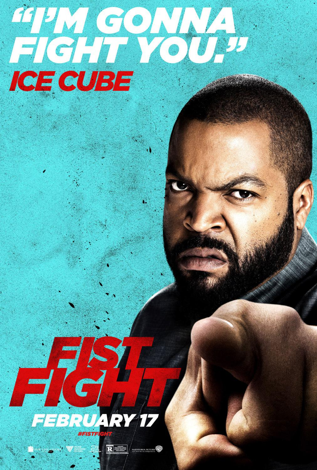 Fist Fight - I'm gonna fight you - Ice Cube