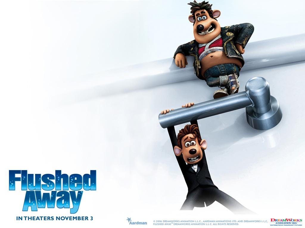 Flushed Away - Giù per il Tubo