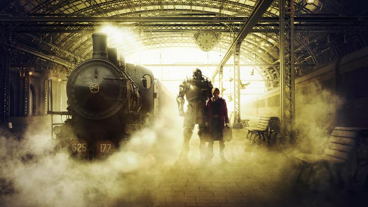 Fullmetal Alchemist - Live Action Film - train station