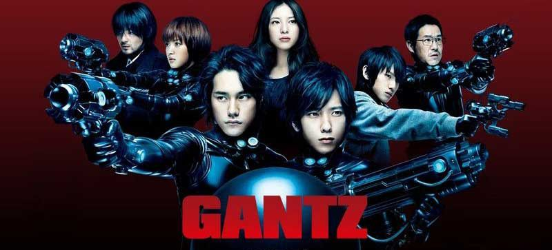 Gantz live action