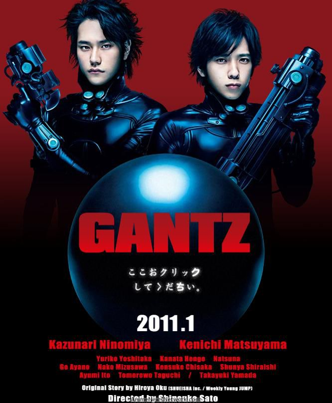 Gantz ... live action