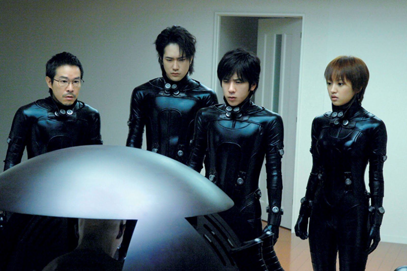 Gantz live action  - sphere - sfera