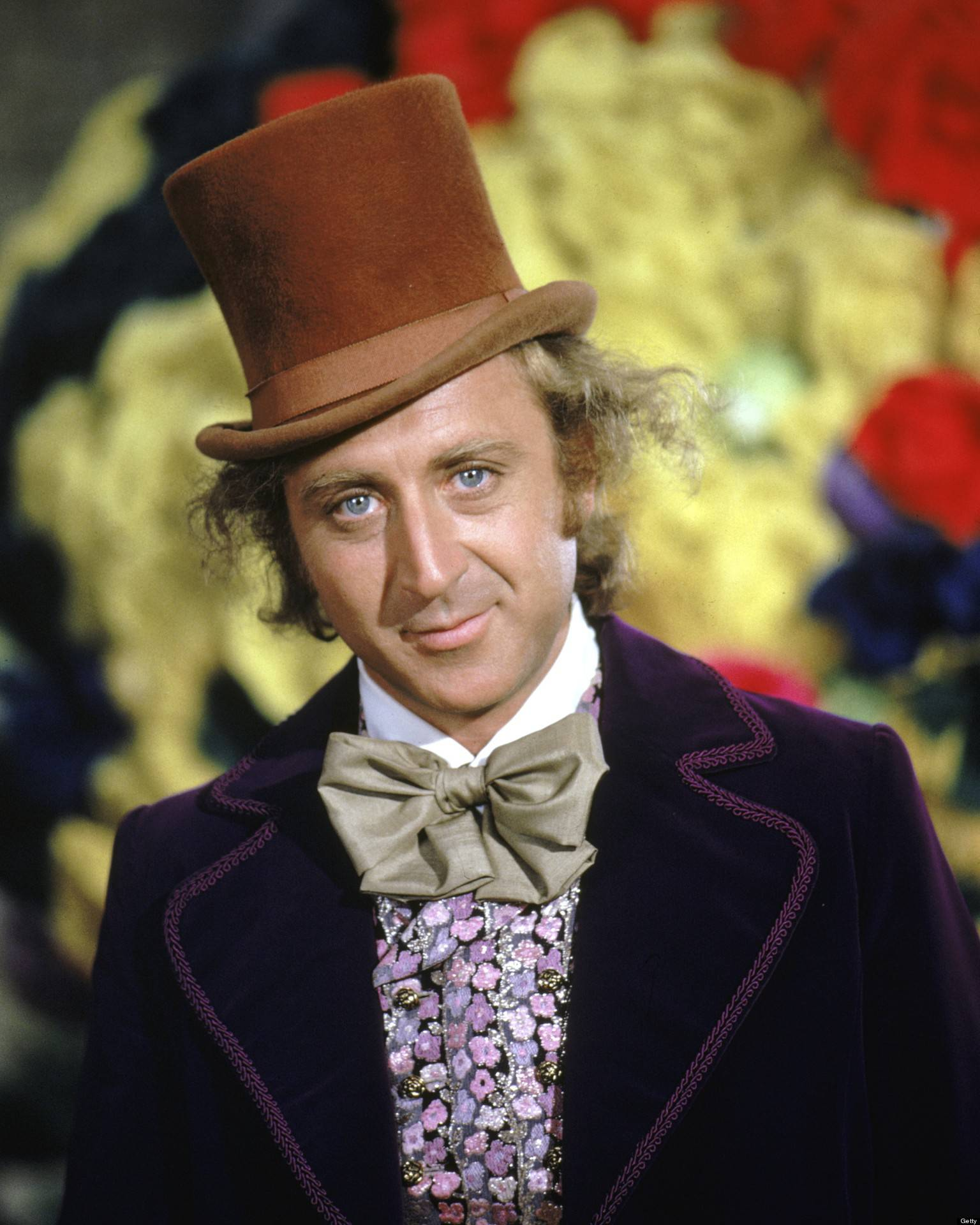 Willy Wonka and the chocolate factory - film classico del 1971 con Gene Wilder