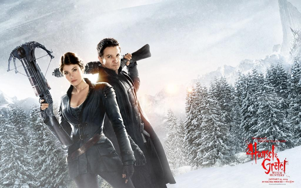 Hansel and Gretel cacciatori di streghe - Hansel and Gretel witch hunters