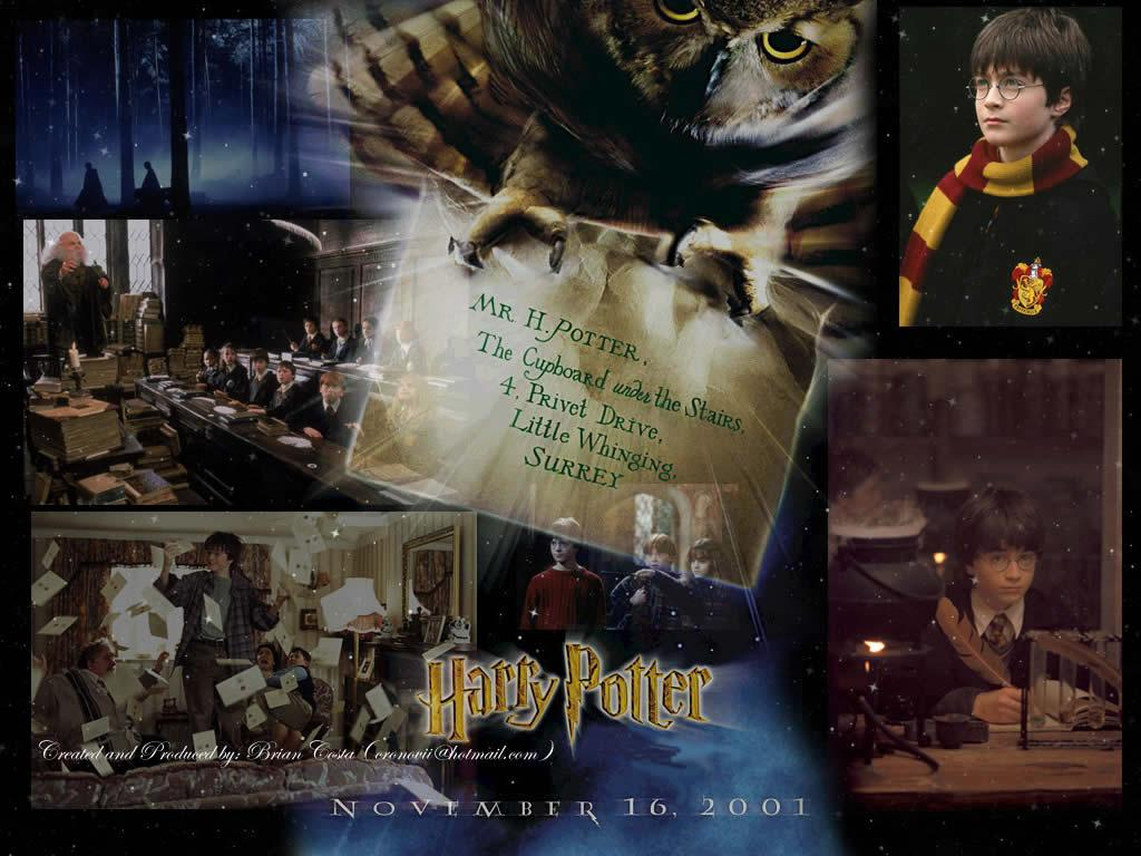 Harry Potter e la Pietra Filosofale - Harry Potter and the Philosopher's Stone