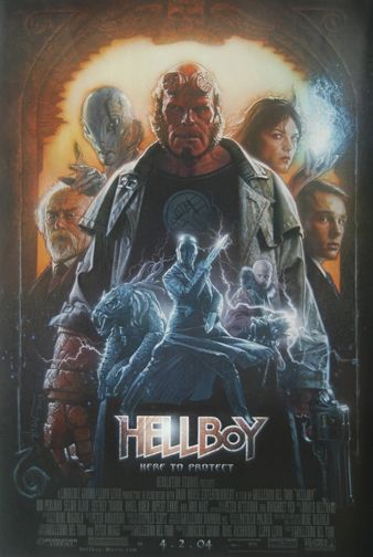 Helboy - live action film