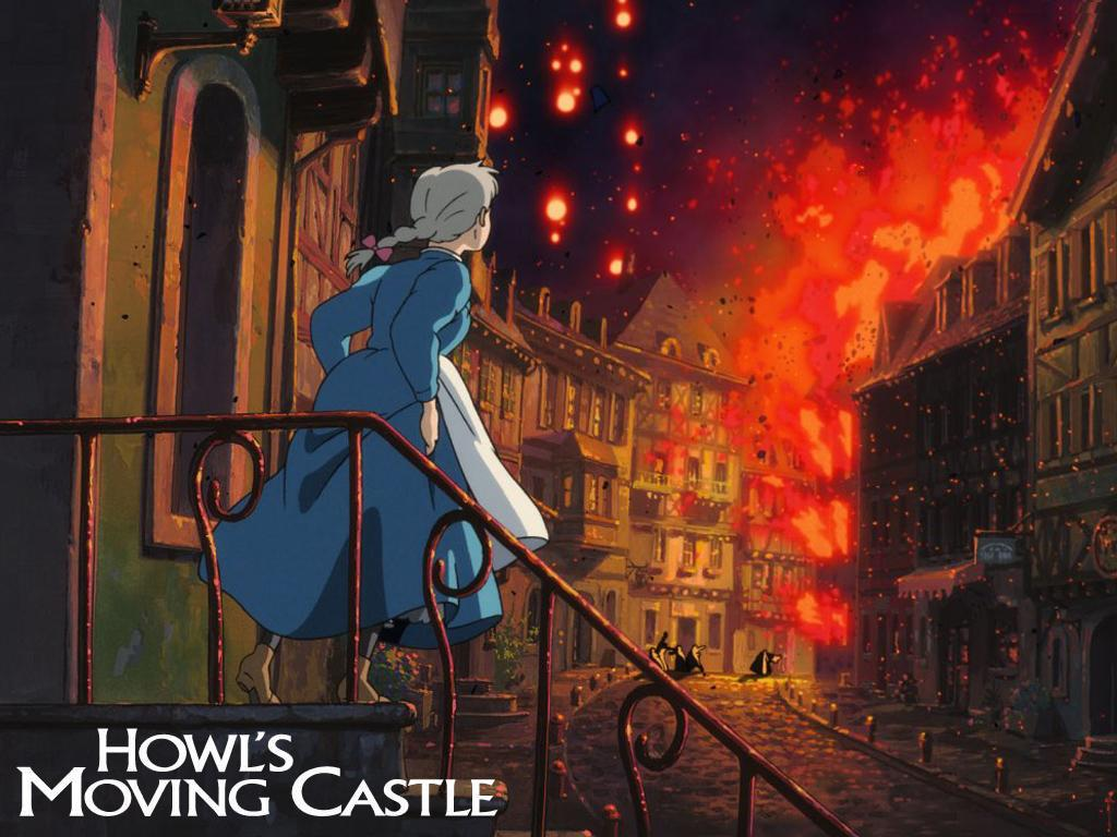 Il Castello errante di Howl (Howls Moving Castle)