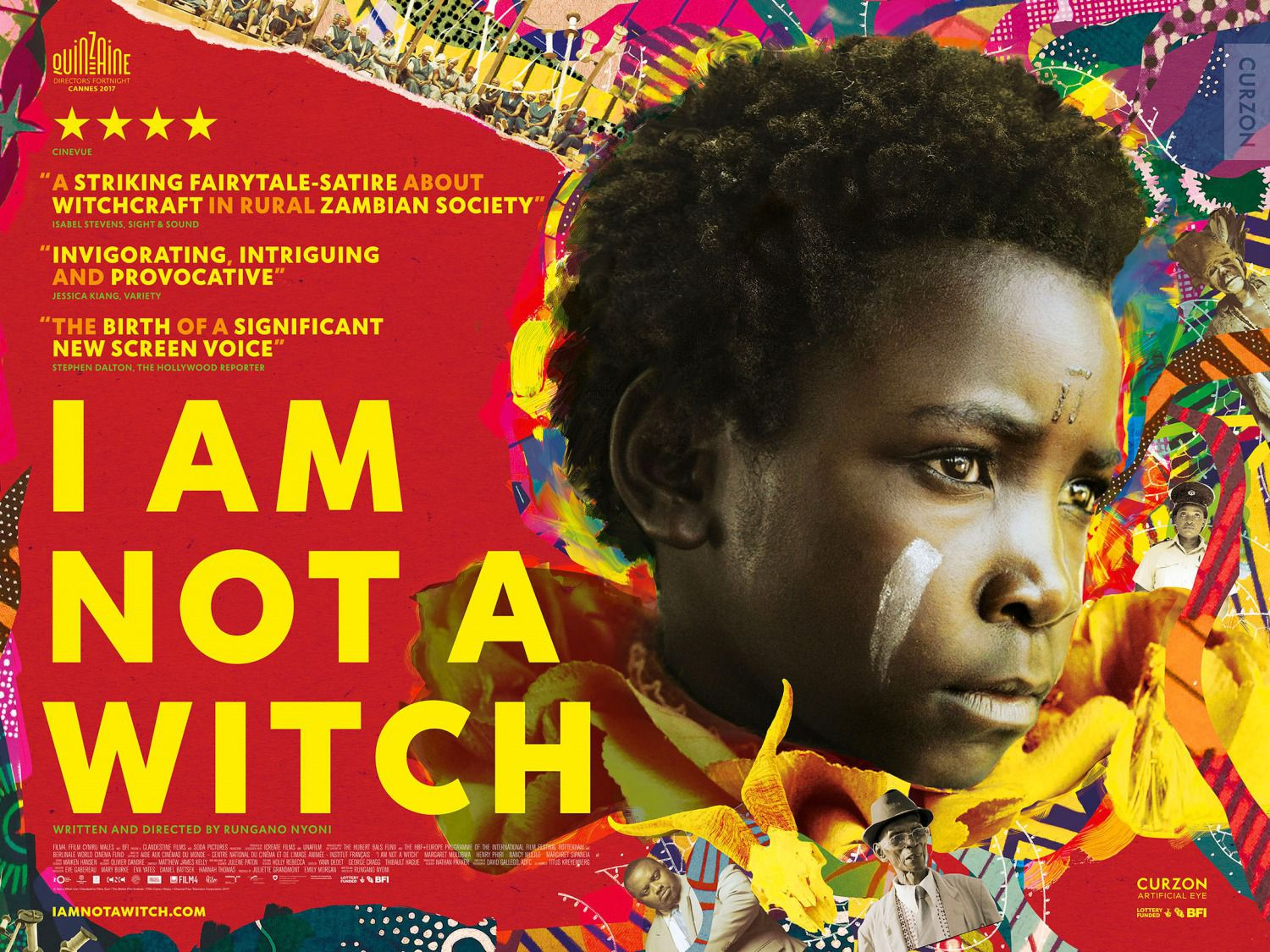 I am not a Witch - film by Rungano Nyoni