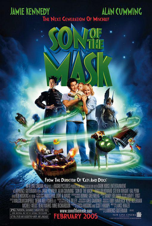 Mask 2 - the Son of the Mask