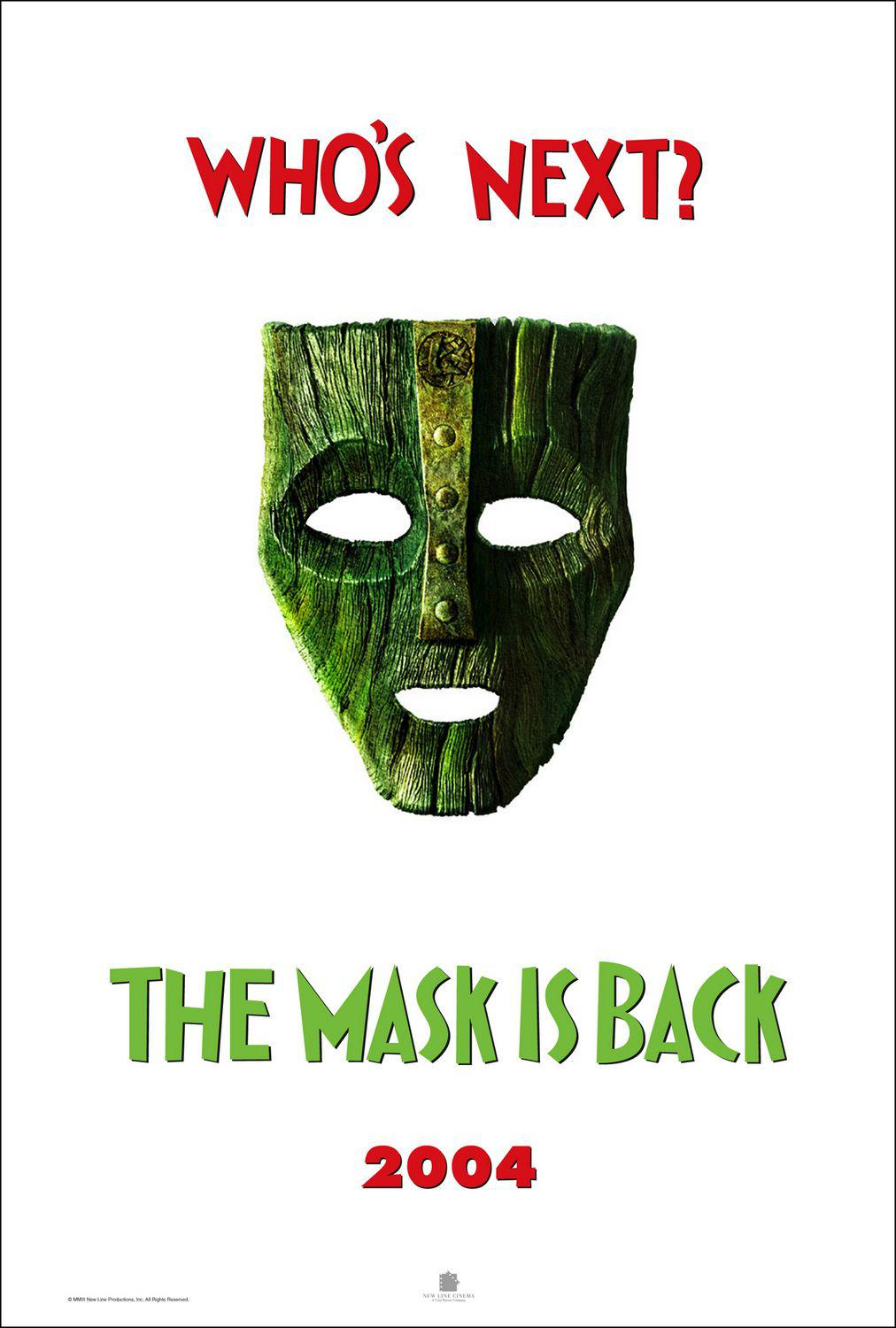 The Mask 2 - Son of the Mask - poster
