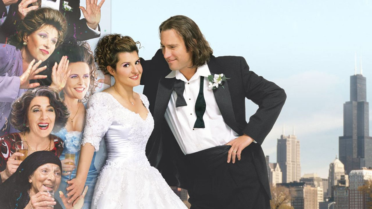 Il mio grosso grasso matrimonio greco - My Big Fat Greek Wedding