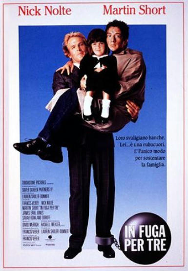 In Fuga per Tre - Three Fugitives - Nick Nolte - Martin Short