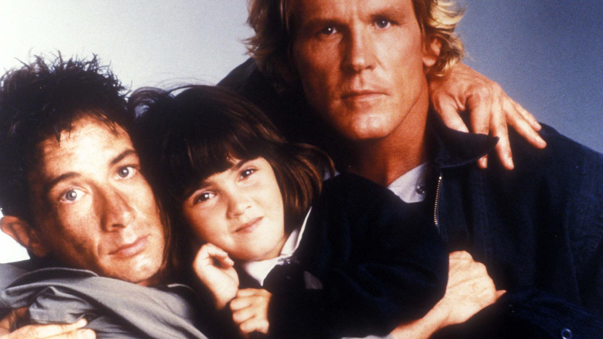 In fuga per tre - Three Fugitives - Lucas (Nick Nolte) - Ned Perry (Martin Short) - Meg Perry (Sarah Rowland Doroff)