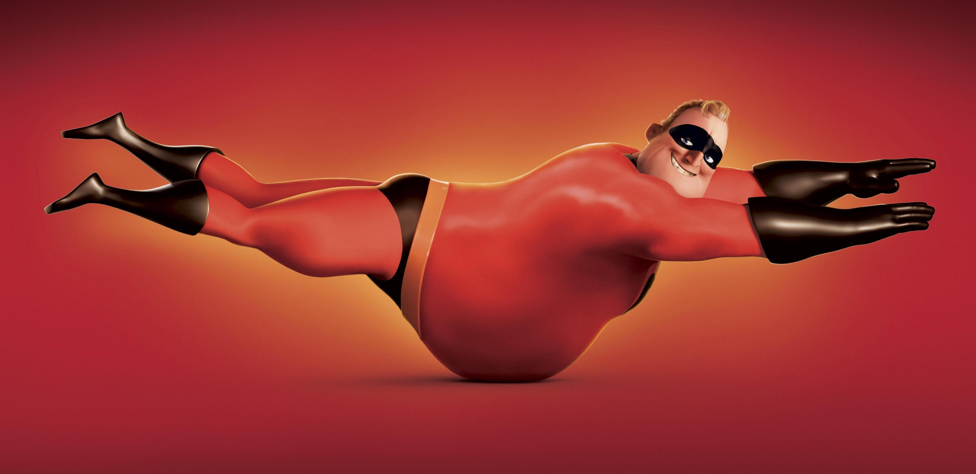 Gli Incredibili - Incredibles - Mr. Incredible
