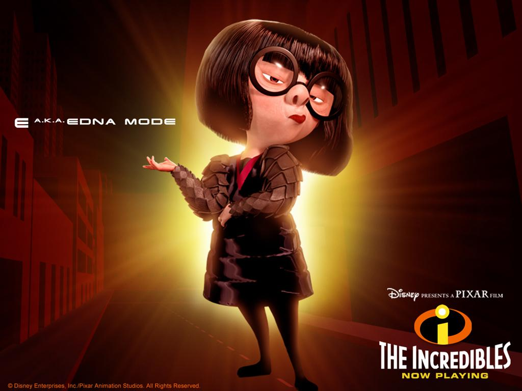 Gli Incredibili - Incredibles - Edna Mode