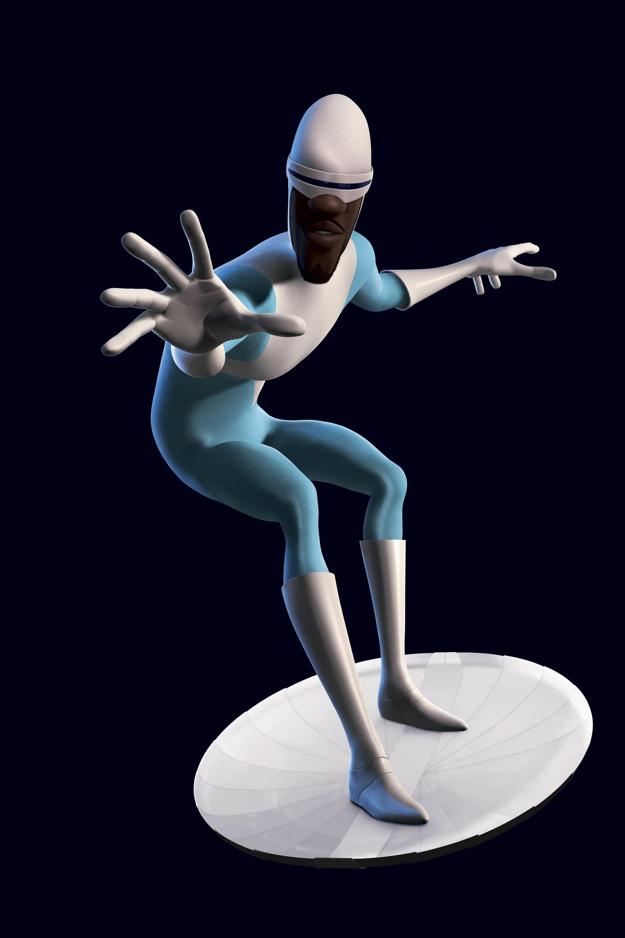Gli Incredibili - Incredibles - Frozone