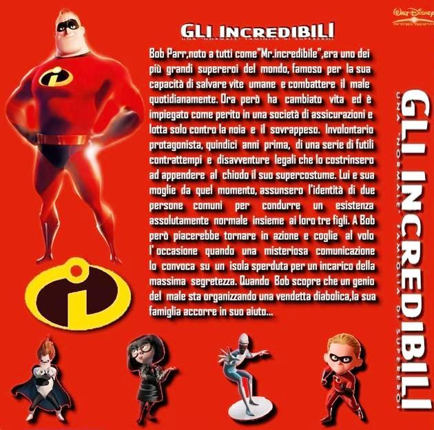 Gli Incredibili - Incredibles