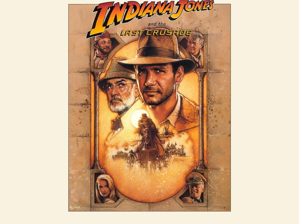 Indiana Jones 3 - L'Ultima Crociata - Last Crusade