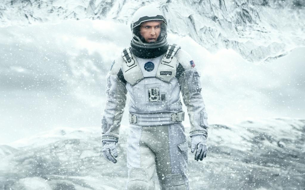 Interstellar - Matthew Mcconaughey