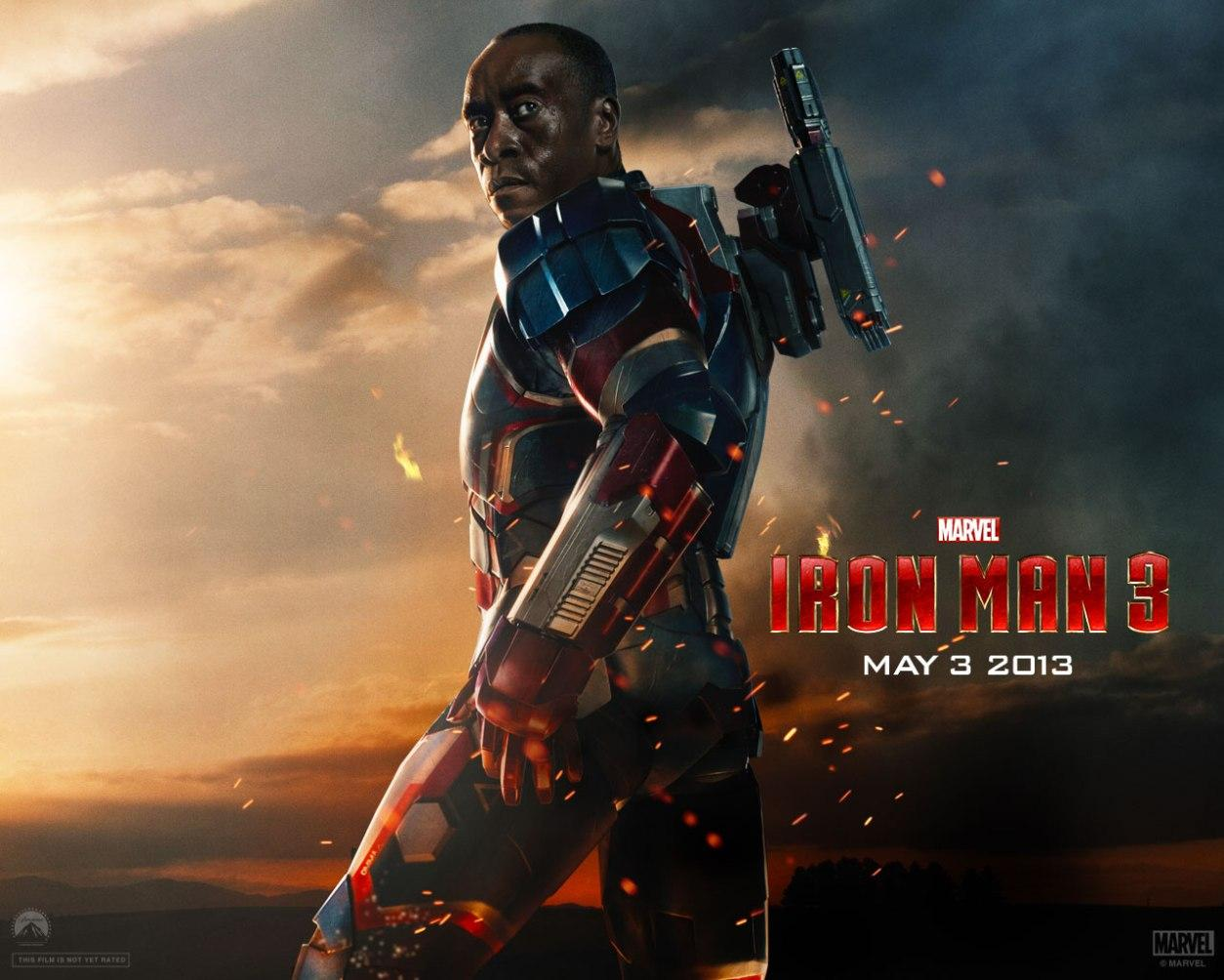 Iron Man 3 ... ironman3 War Machine