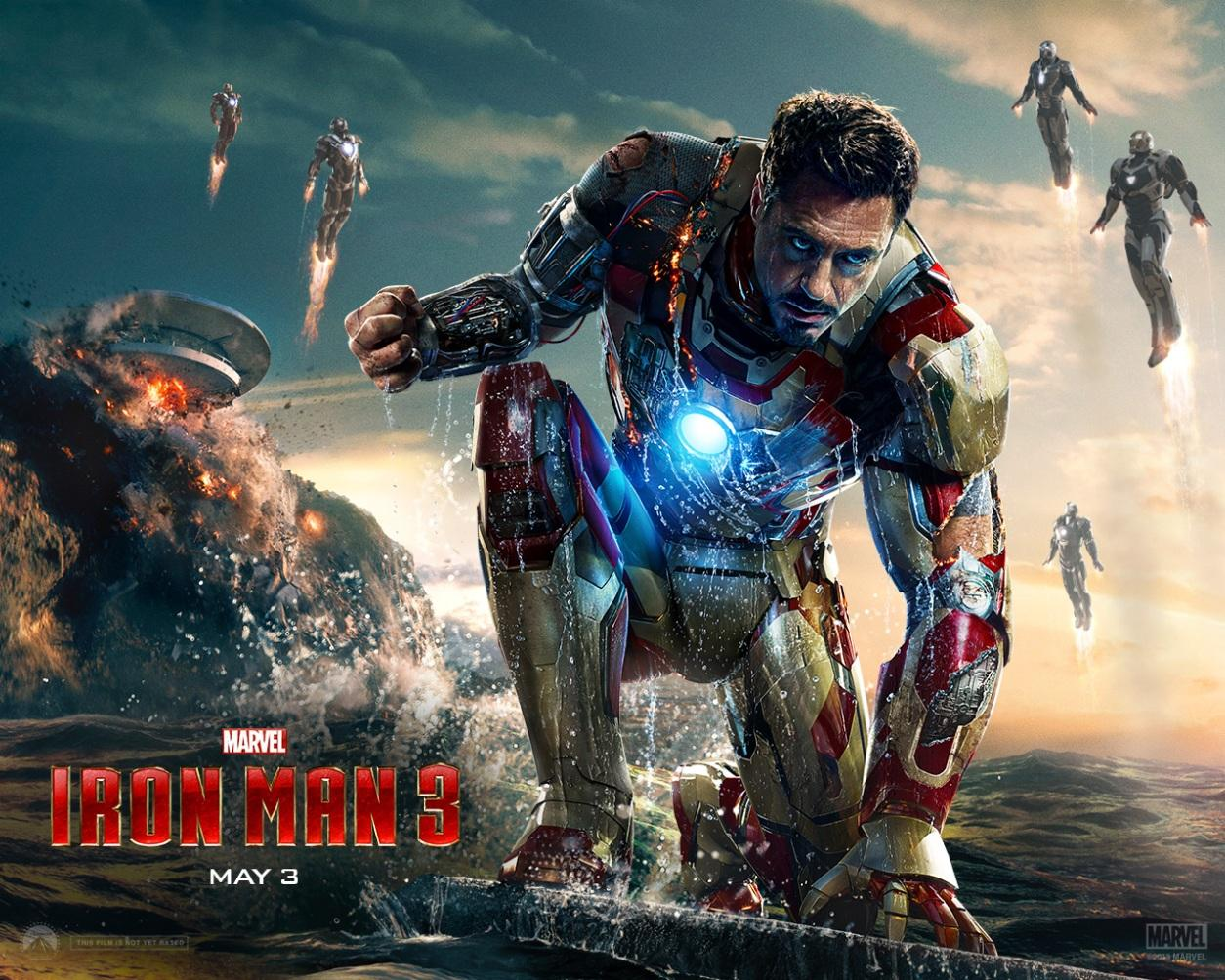 Iron Man 3 ... ironman3